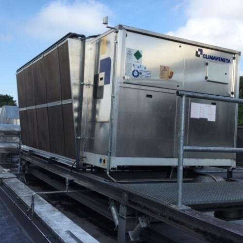 Hűtőberendezés Németországban